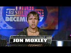 Dean Ambrose (As Jon Moxley) Vs (Unknown) TNA Dark Match (2008) Victor: Jon Moxley