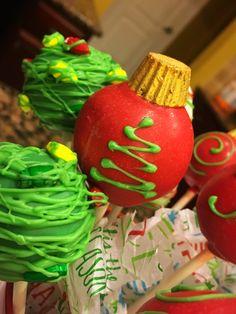 Nicole Sugary Sweet Boutique                                   Christmas cakepops Cakepops              nicolesugarysweetboutique #cakepops   https://www.facebook.com/nicolesugarysweetboutique/