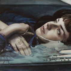This is not a picture it is an aquarelle by Marcos Beccari - I think it is amazing.