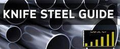 Knife Steel Guide