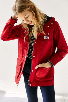 Penfield Kasson Mountain Parka Coat - Urban Outfitters