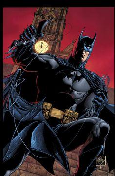 Ethan Van Sciver - Batman