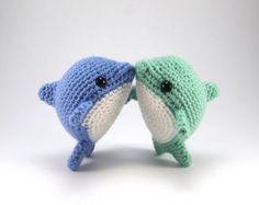 Chum the Shark PDF Crochet Pattern by Critterbeans on Etsy