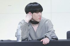 Cheer up baby. GOT7 Yugyeom