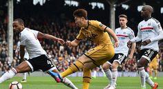 [VIDEO] Cuplikan Gol Fullham 0-3 Tottenham Hotspur (FA Cup)