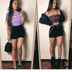 right outfit omg 30 Outfits, Teenager Outfits, Grunge Outfits, Cute Casual Outfits, Stylish Outfits, Summer Outfits, Fashion Outfits, Prep Fashion, Fashion Tag