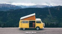 Louez un combi VW !  Rental a VW van ! www.combi-des-alpes.com Annecy - French Alps