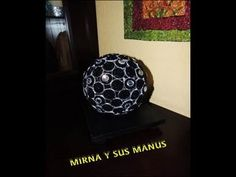 ESFERA DECORATIVA RECICLANDO....decorative sphere recycling - YouTube