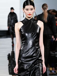 Leather Fashion | Leather Fashion Trends for Fall/ Winter 2011/ 2012 (9)