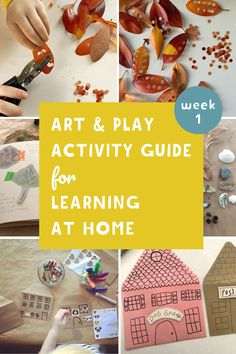 Art and Play Activity Guide for Kids in Quarantine - ARTBAR