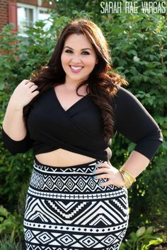 Plus Size Archives - Page 2 of 10 - Sarah Rae Vargas Plus Size Girls, Curvy Plus Size, Plus Size Women, Looks Plus Size, Look Plus, Curvy Outfits, Plus Size Outfits, Fashion Outfits, Sarah Rae