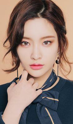 9 Korean Makeup Looks – My hair and beauty Makeup Kit, Beauty Makeup, Hair Beauty, Korean Model, Korean Beauty, Asian Beauty, Natural Beauty, Byun Jungha, Korean Makeup Tutorials