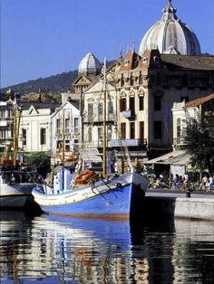 Greece Travel Inspiration - Mitilini (Lesbos) Greece