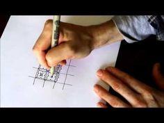 Tangle:  bracketed - YouTube