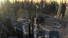 "Asuran Replicator City, from the SGA episode, ""Progeny"" by Chris Diston"