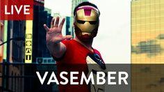 HA VASEMBER VARÁZSOLNI TUDNA... Deadpool, Superhero, Fictional Characters, Superheroes, Fantasy Characters