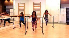 Barre Fitness | Thigh Exercises | Ultimate Plié Workout