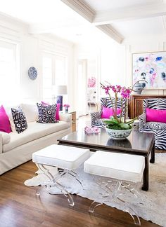 Its finally time to reveal my Family Room makeover. My goal was to create a fun colorful space. I could not be happier with the beautiful results Artwork For Living Room, My Living Room, Living Room Furniture, Living Room Decor, Living Spaces, Furniture Sale, Antique Furniture, Casa Clean, Colourful Living Room