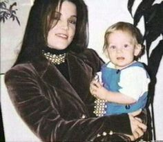 Lisa & Ben (her son) 1993