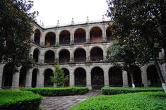 San Ildefonso College - Mexico City,