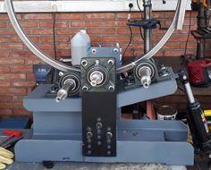roladora dobladora manual la argentina caños perfiles hierro