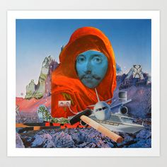 Essence Of Life · Zwischenwelten · To be or not to be Art Print by Marko Köppe - $19.99