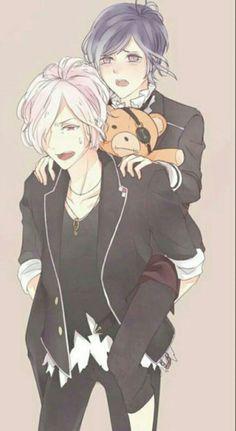 Kanato and Subaru