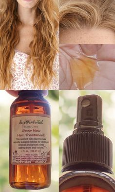 I just wanted to grow my hair longer and this product is doing this job very well, my hair is long and pretty. I am very pleased with the results and I am a new fan of natural products.