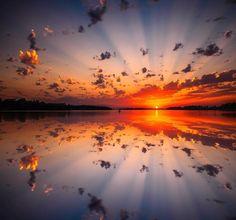 "Earthpix (@earthpix) on Instagram: ""Reflections at Dnepr River. Photo by @marinatrygub"""