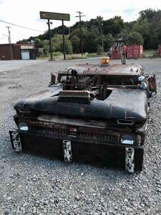 Rat Rod Tow Trucks
