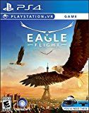 #ad  Eagle Flight - PlayStation VR  Experience free flight as you soar through the skies of Paris and engage in heart-pounding aerial dogfights in virtual reality. Fly solo or team up for exhilarating multiplayer action with up to six players. Agility and precision are necessary to gain advantages. Master flight quickly and comfortably using accessible and intuitive flight controls in VR.   Company:  UBI Soft (2016-11-08)  List Price:  $39.99  Amazon Price:  $16.00  Used Price:  ..