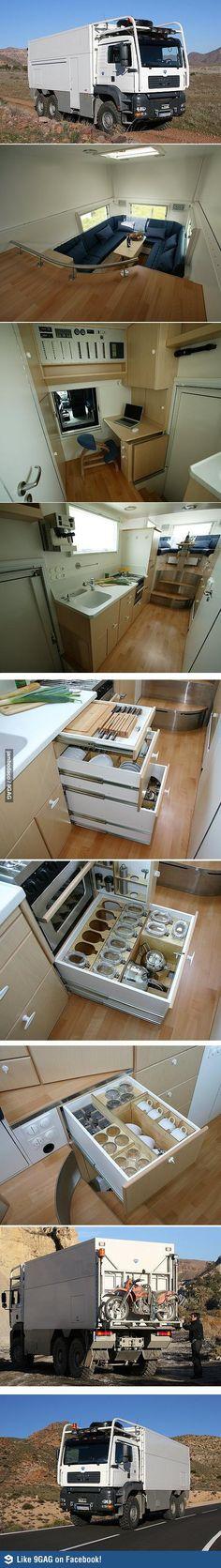 Unique storage