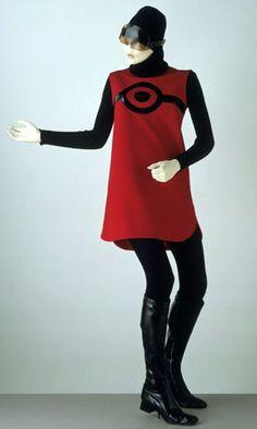 Pierre Cardin, The Bubble Dress (1954)