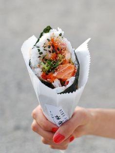 (1) Fancy - Rice Wrap