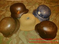 German Helmet, Ww2, Germany, Hats, Deutsch, Hat, Hipster Hat