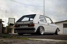 MkI Volkswagen Golf Mk1, Classic Golf, Golf 1, Cars And Motorcycles, Dream Cars, Hatchbacks, Mk 1, Car Stuff, Vehicles