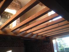 Oak Floor joist restoration completed (Norton Timber Design)