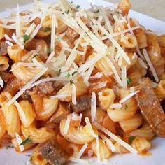 An Atlantic Canada version of good old macaroni goulash has a difference--corned beef instead of hamburger meat. The one-dish dinner is sprinkled with Parmesan cheese and served hot. Macaroni Casserole, Casserole Recipes, Canadian Food, Canadian Culture, Canadian Recipes, Irish Recipes, Newfoundland Recipes, Buckwheat Recipes, Mother Recipe