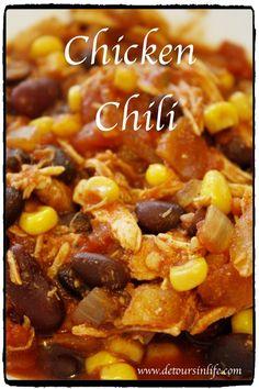 Amazing Chicken Chili