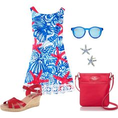 """""""Starfish"""" by sep120 on Polyvore"""