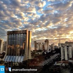 IBM's offices in Sao Paulo, #Brazil (photo via marcellenehme on Instagram)
