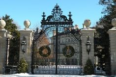 Front Gate Mansion Luxury Living