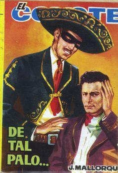 De tal palo... Ed. Cid, 1962. (Col. El Coyote ; 64)