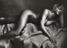 Laverne Cox posed nude: 'Trans women certainly are not told we're beautiful'