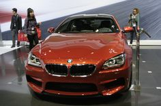 The 2013 BMW M6 has exotic looks, with an exotic-sounding color to match–Sakhir Orange, named after an Arabian desert.