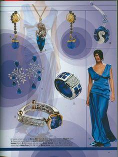 Trends & Colours - BRUMANI earrings