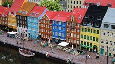 Gioco e divertimento a Legoland Danimarca!