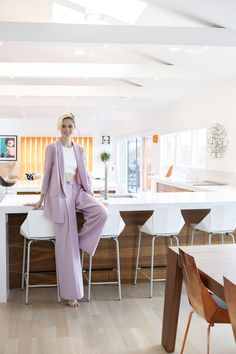 International Supermodel Coco Rocha Chooses Silestone For Her New Kitchen Inthekitchenwithcosentino