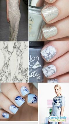Manicure ideas for short nails winter. More on the site. Go...