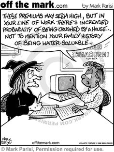 witches, comics
